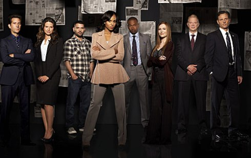 The Scandal Cast and Crew